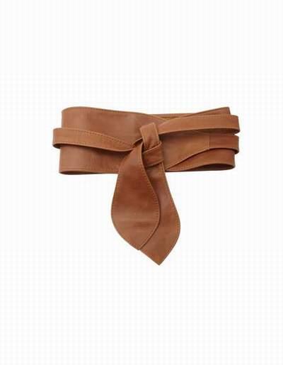 ceinture taille a nouer,ceinture large femme a nouer,ceinture large a nouer  en cuir 04cf5e72405