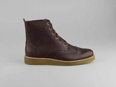 de62dfec10e chaussure clarks marron