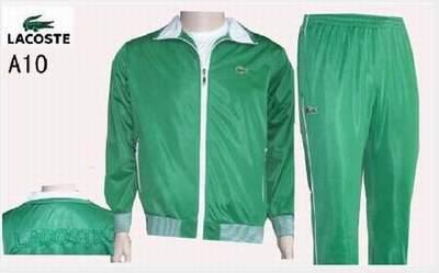 veste survetement bresil,lacoste survetement ali,pantalon survetement  grande taille femme e064bd2d8a67